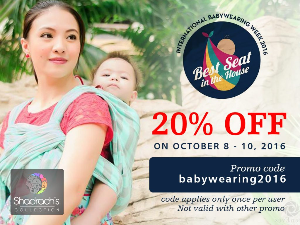 27bd30a2276 International Baby Wearing Week Special!