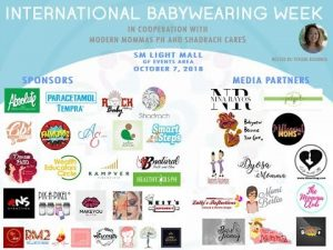 INTERNATIONAL BABYWEARING WEEK CELEBRATION 2018
